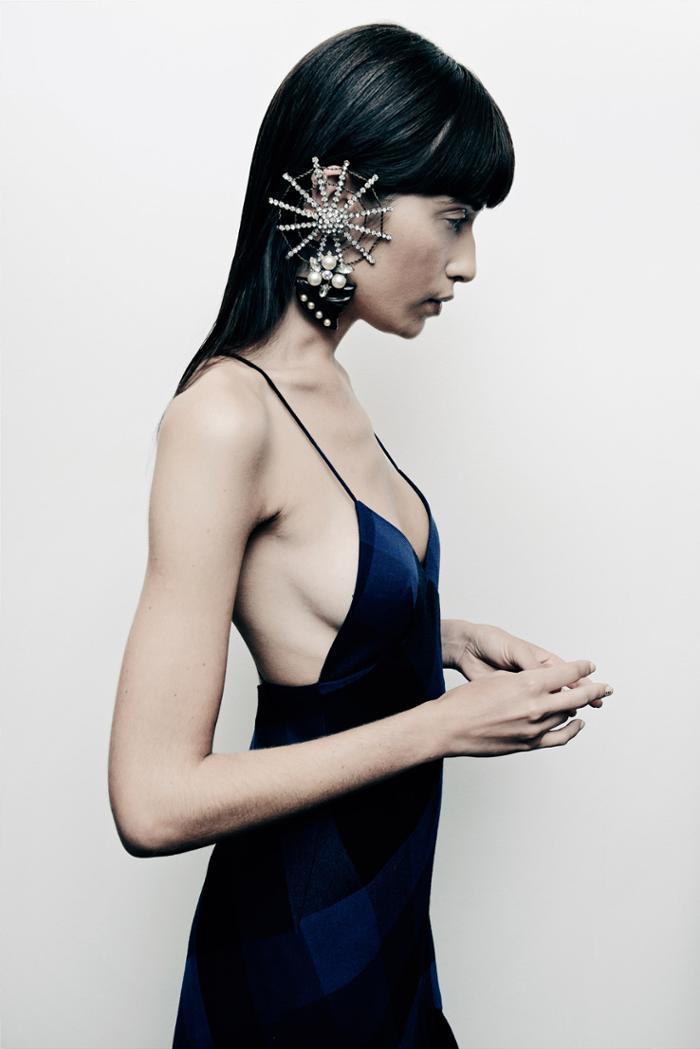 womens-fashion-ideas-blue-big-jewelry