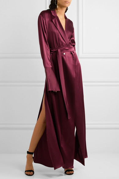 womens-fashion-ootd-silk-and-satin-burgundy-all-black