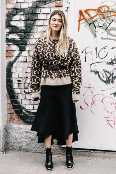 womens-style-inspiration-black-brown-animal-prints