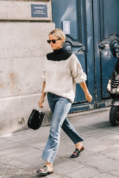 womens-fashion-inspiration-denim-black-and-white