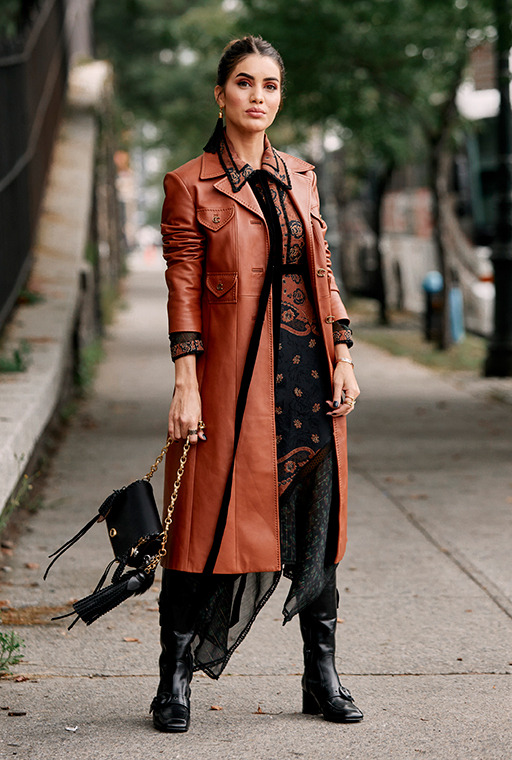 womens-fashion-inspiration-black-brown-leather