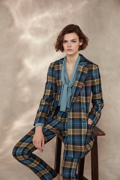 womens-fashion-ootd-blue-multicolor-plaid