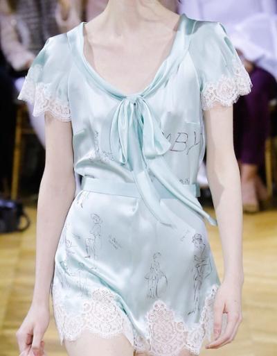 womens-fashion-ootd-blue-silk-and-satin