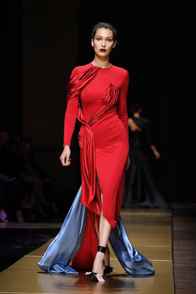 womens-fashion-ootd-red-turquoise-silk-and-satin-bright-colors