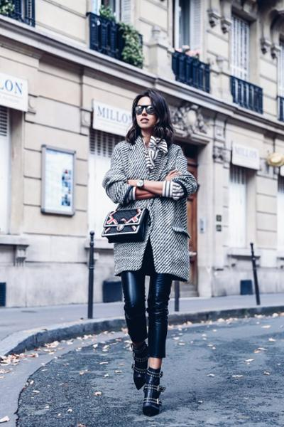 womens-fashion-photography-leather-clashing-prints-chain-bags-chic-sunglasses