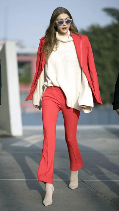 womens-fashion-inspiration-winter-coats-red-beige-turtlenecks-chic-sunglasses