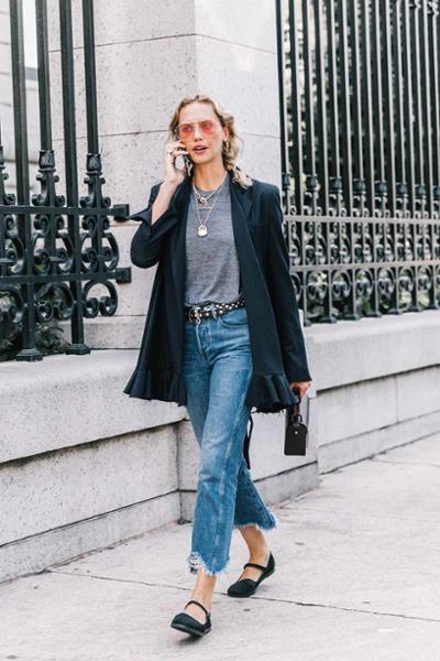 womens-fashion-outfit-denim-ruffles