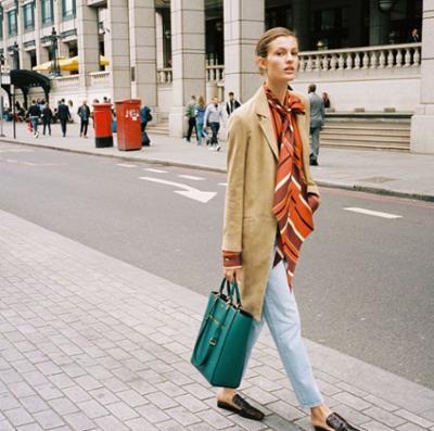 womens-fashion-inspiration-leather-light-coats-multicolor-stripes