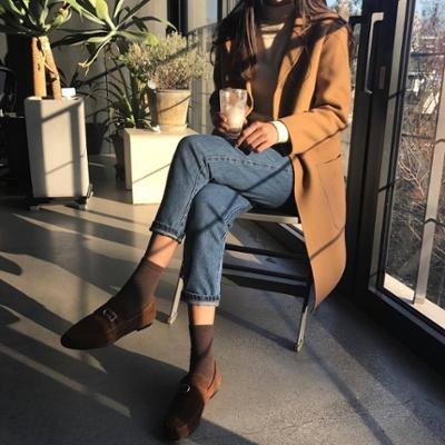 womens-fashion-photography-denim-light-coats-camel-turtlenecks