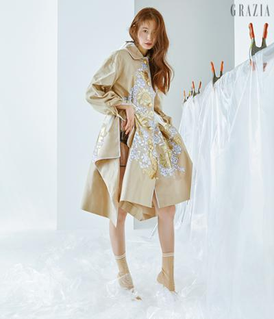 womens-fashion-look-beige-embroidery-long-skirts