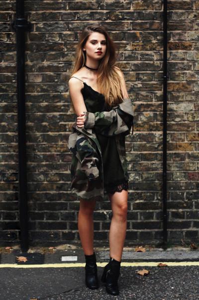 womens-fashion-ideas-khaki-military