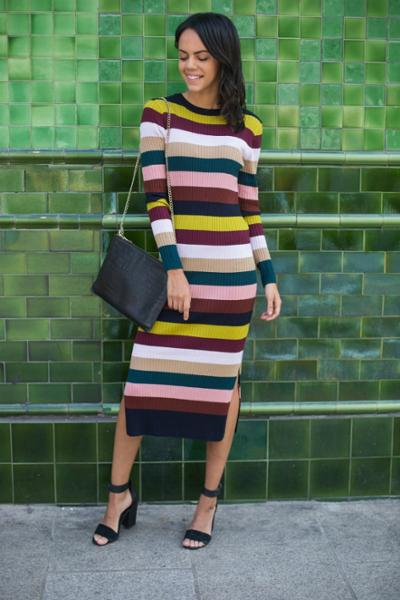 womens-fashion-inspiration-multicolor-stripes