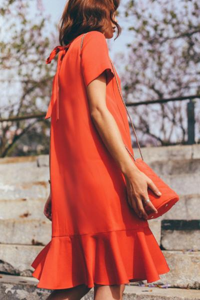 womens-fashion-look-orange-one-color