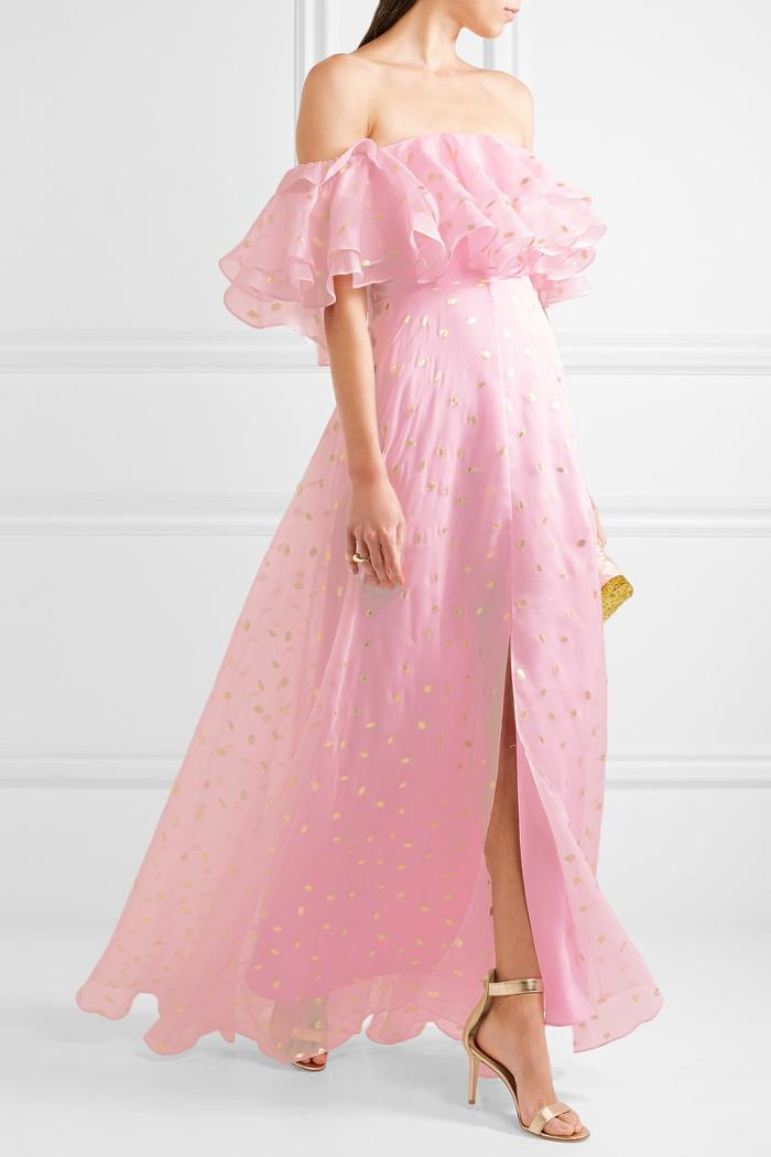 womens-fashion-outfit-pink-silk-and-satin