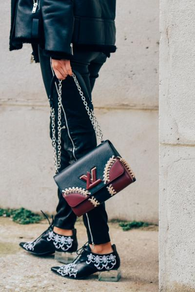 womens-fashion-inspiration-black-leather-burgundy