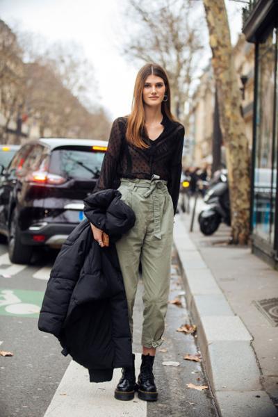 womens-fashion-photography-polka-dots-black-khaki