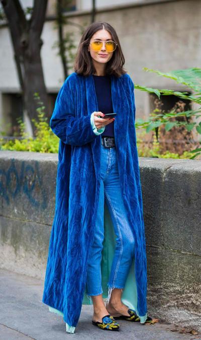womens-fashion-look-blue-velvet