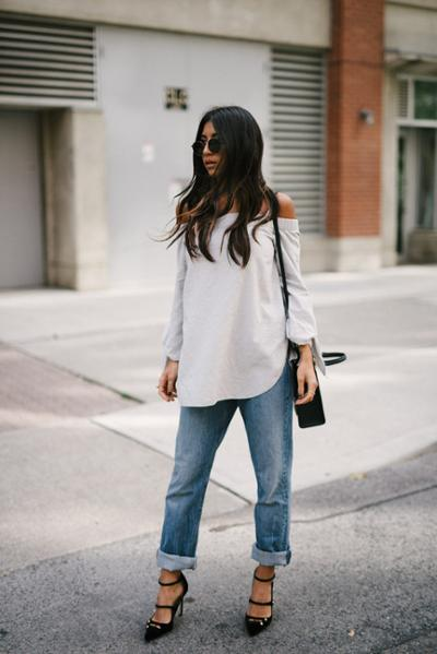 womens-fashion-look-denim-boyfriend-jeans-chic-sunglasses