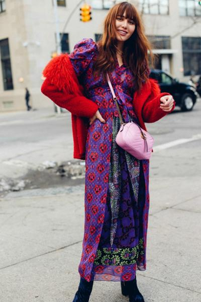 womens-style-inspiration-clashing-prints-bright-colors