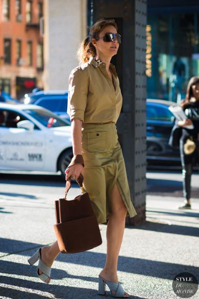 womens-fashion-outfit-green-khaki-suede-chic-sunglasses