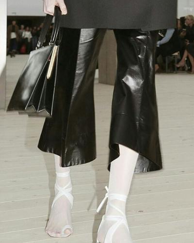 womens-fashion-ideas-black-leather-fancy-tights