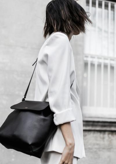 womens-fashion-outfit-leather-light-coats-black-and-white