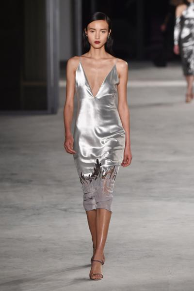 womens-fashion-look-silver-transparent-one-color-silk-and-satin