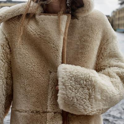 womens-fashion-look-winter-coats-one-color-beige-fuzzy
