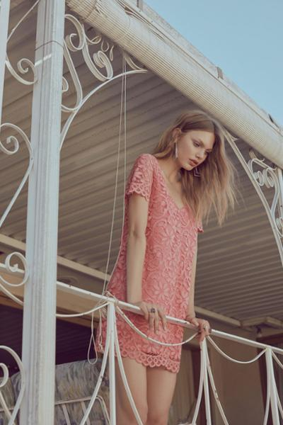 womens-fashion-outfit-pink-lace