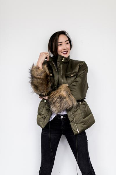 womens-fashion-ideas-khaki-puffer-coats