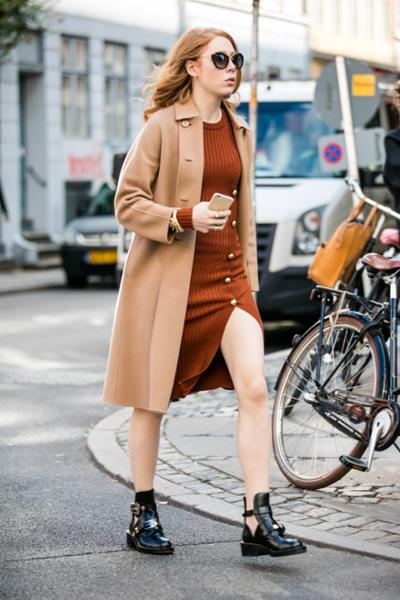 womens-fashion-ootd-winter-coats-copper-leather-beige
