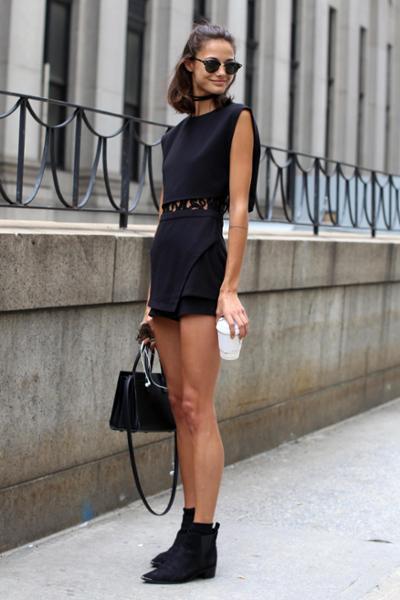 womens-fashion-ideas-all-black-chic-sunglasses