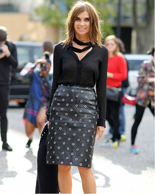 womens-fashion-look-leather-black-and-white