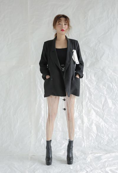 womens-fashion-outfit-black-leather-tweed