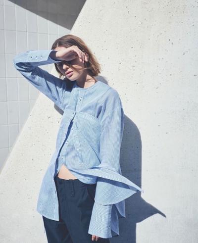 womens-fashion-inspiration-blue-stripes