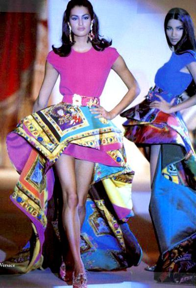 womens-style-inspiration-clashing-prints-bright-colors-wide-belts-long-skirts