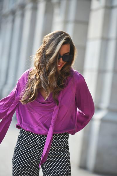 womens-fashion-photography-polka-dots-bright-colors