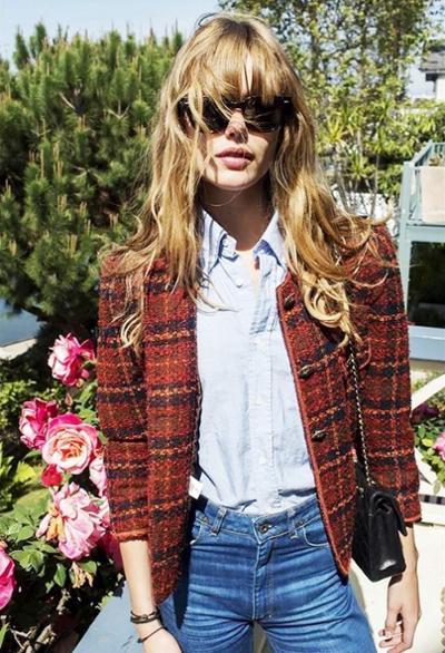 womens-fashion-look-denim-tweed