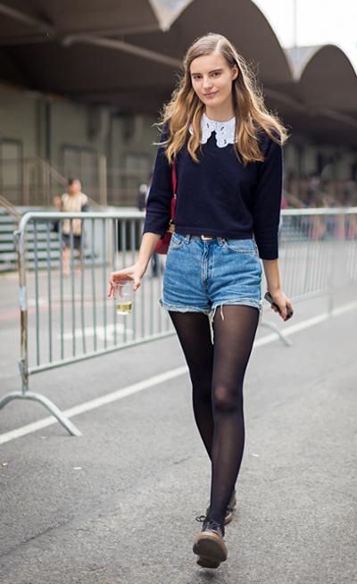 womens-fashion-inspiration-denim-wool