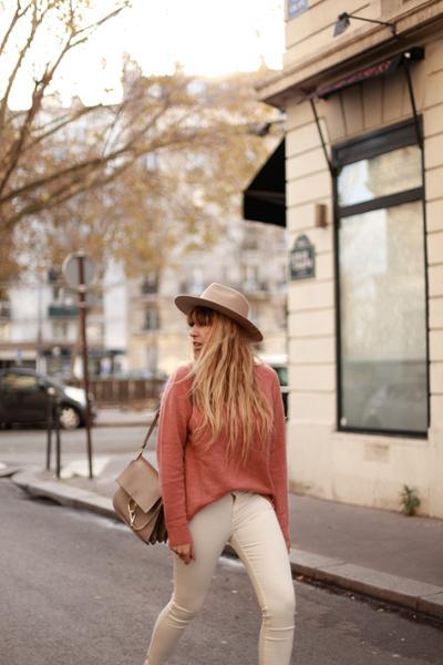 womens-fashion-inspiration-pink-fedora-hats