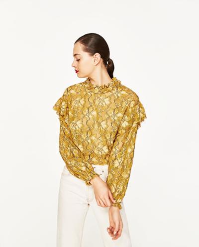 womens-fashion-ootd-gold-lace-denim