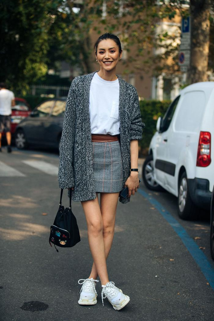 womens-fashion-look-grey-plaid