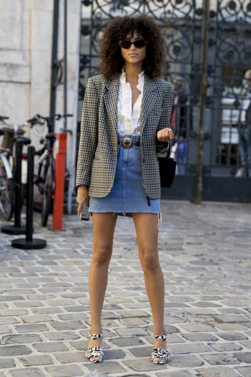 womens-fashion-look-denim-masculine-plaid