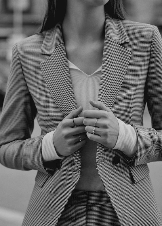 womens-fashion-ootd-masculine-tweed