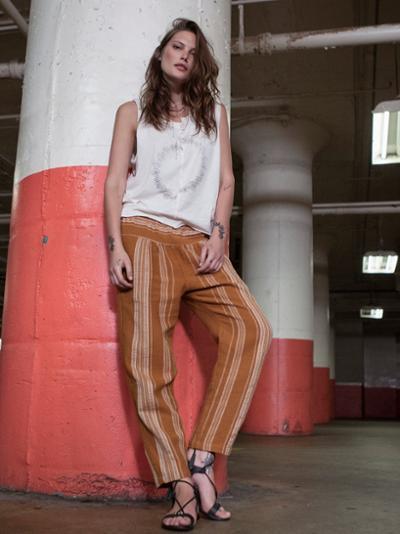 womens-fashion-ootd-orange-stripes