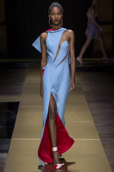 womens-fashion-ootd-red-turquoise-silk-and-satin