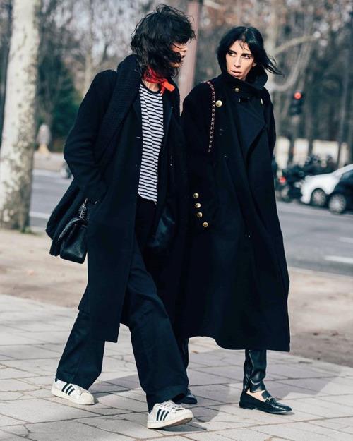 womens-style-inspiration-winter-coats-black-stripes
