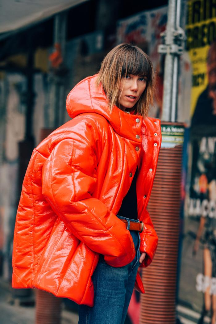 womens-fashion-ideas-winter-coats-orange-denim