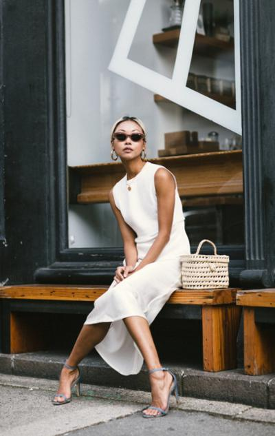 womens-fashion-outfit-all-white-chic-sunglasses