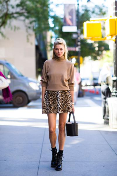 womens-fashion-ideas-brown-animal